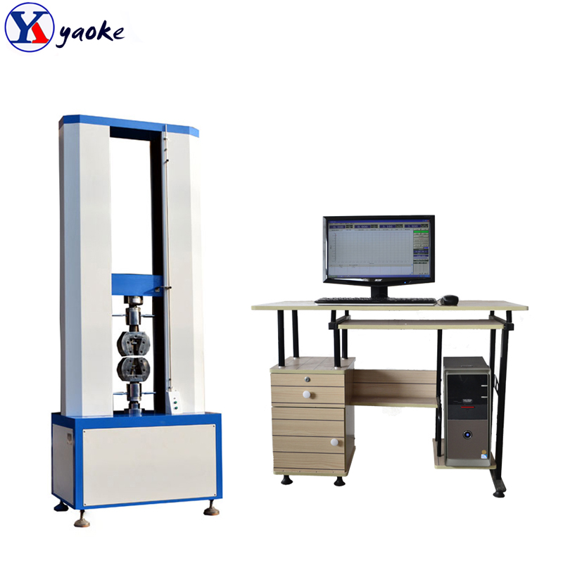 ASTM E4 30t automatic tension compression testing machine