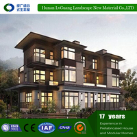 Environmental Cheap Prefab Homes In Construction