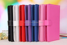 Customized case for ipad 5/AIR PU leather tablet keyboard case