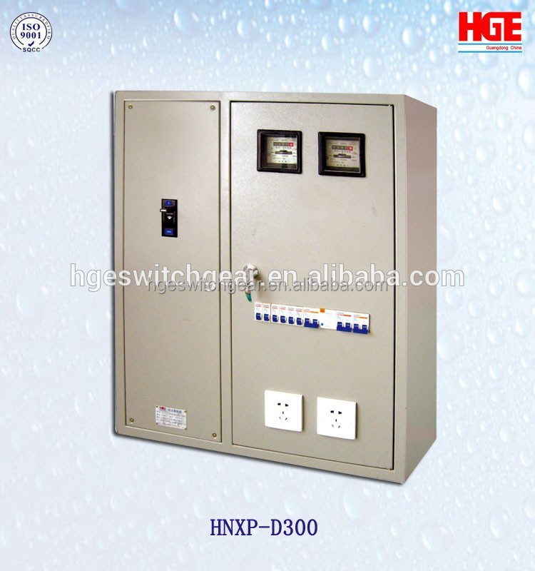 OEM Outdoor & Indoor Waterproof Modular Metal Enclosure Electric Distribution Box