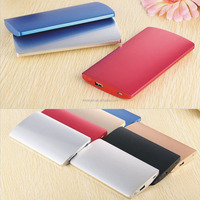 Nice Touch Feeling Excellent Design Thin Power Bank 5600mAh