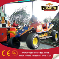 Entertainment rides equipment jumping rides swing racing car, swing racing car for sale