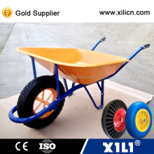 Construction wheelbarrow WB6400 extra heavy duty