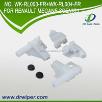 WINDOW REGULATOR REPAIR CLIP FRONT-LEFT windshield glass repair kit replacement parts auto parts for renault scenic 1
