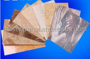 hot sale pvc fake marble Panel