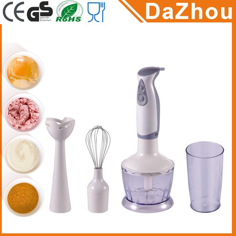 Hot Sale Multi-Function Mini Electric Hand Blender Food electric stick mixer