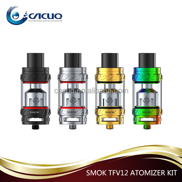 2017 new atomizer cotton Bacon cotton with tfv12 Newest Smok tfv12 with baby