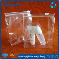 pvc tube handle bag