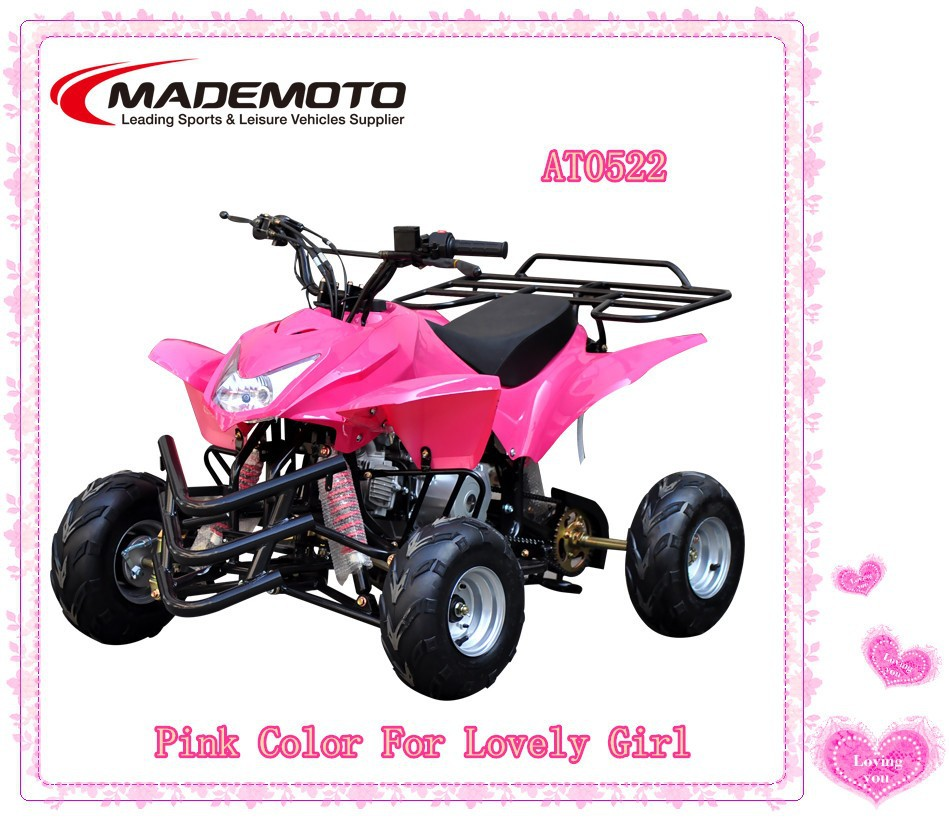 50cc eec quad automatic buggy atv 4x4 kids mini quad