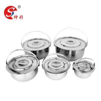 cooking pot stainless steel pot cookware sets cookware