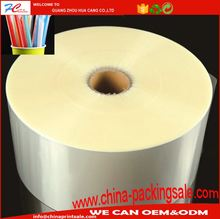 2017 China cheap high quality BOPP heat sealing film 17 micron to 40 micron