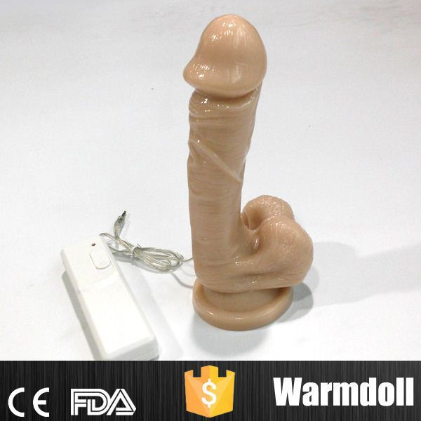 Lovely Sex Tool Vibrating Didlo