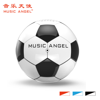 2018 new product calling mini football wireless bt speaker