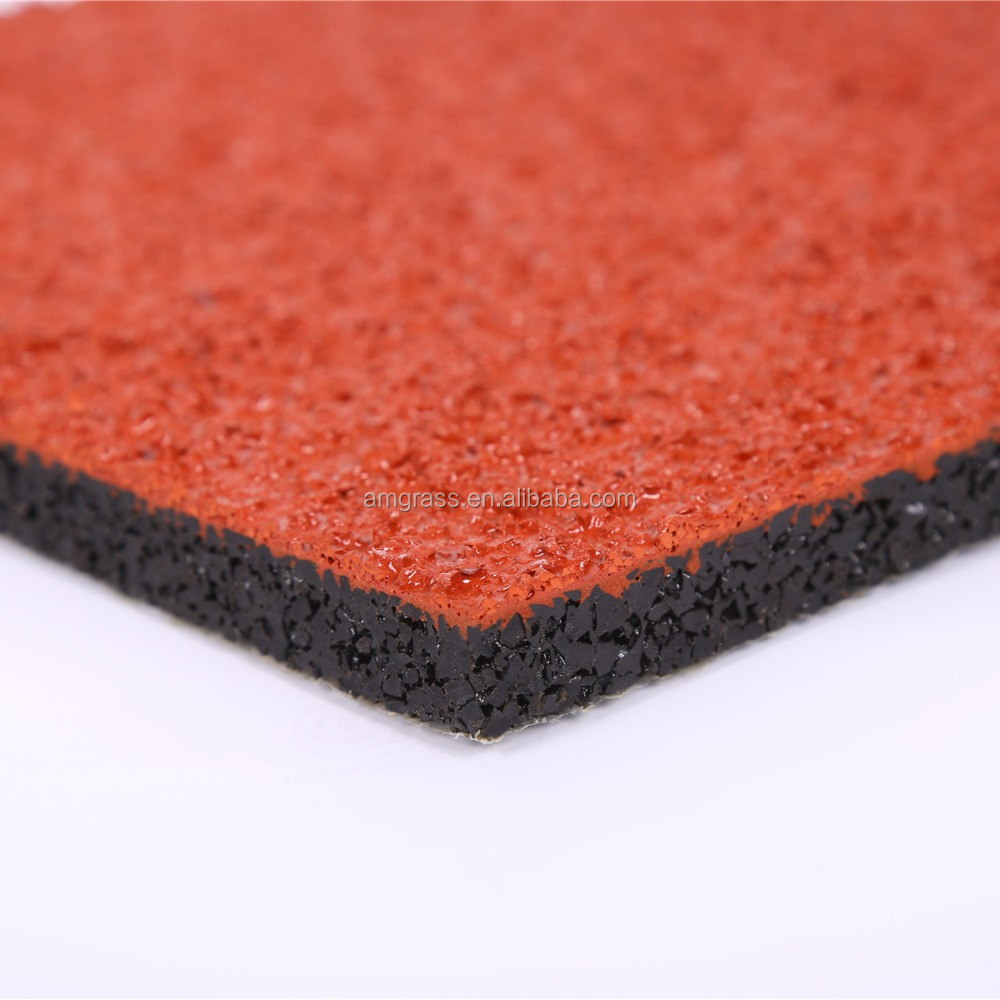 Manufacturer of IAAF Approved 400 Meter Standard Prefabricated Vulcanized Synthetic Rubber Athletic Running track