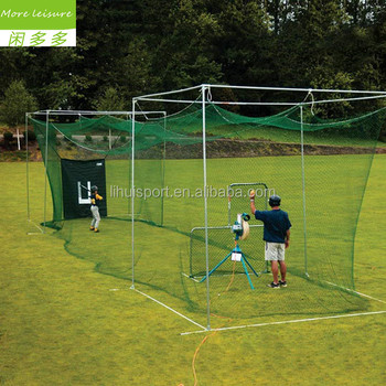 Baseball batting cage net,Baseball netting,Baseball Batting Practice Net