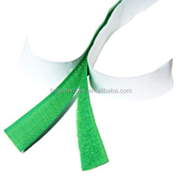Self Adhesive backed hook and loop tape touch fastener with good quality