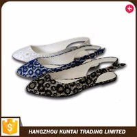Newest design top quality indian women shoes sandal
