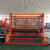 hot selling! China automatic grassland field fence mesh making machine (professional manufacturer)