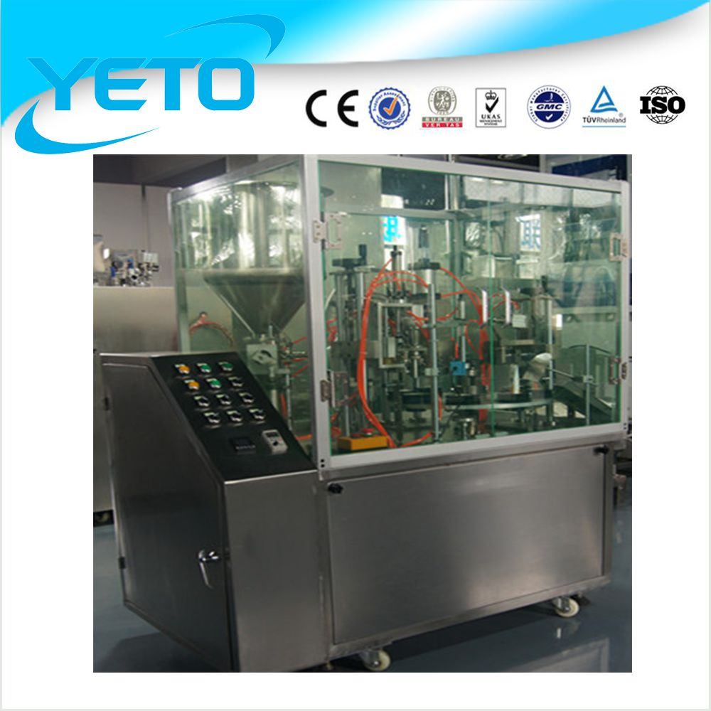 high quality semi automatic plastic tube filling and sealing machine ,Tube filler and sealer