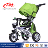 Cheap hot sale children tricycle rubber wheels/new arrival trike kids best sale/kids push tricycle wholesale
