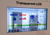 transparent lcd Monitor