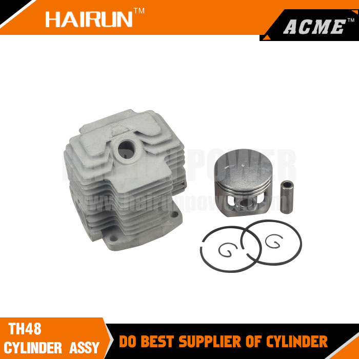 Brush cutter parts TH48 Cylinder gas cylinder manufacturer china