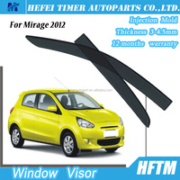For Mirage 2012 Thickness 3-4.5mm car visor car accessories 2016 car sunshade