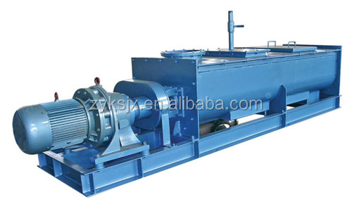 Thermal Power Plant Rotate Double Shaft Mixer