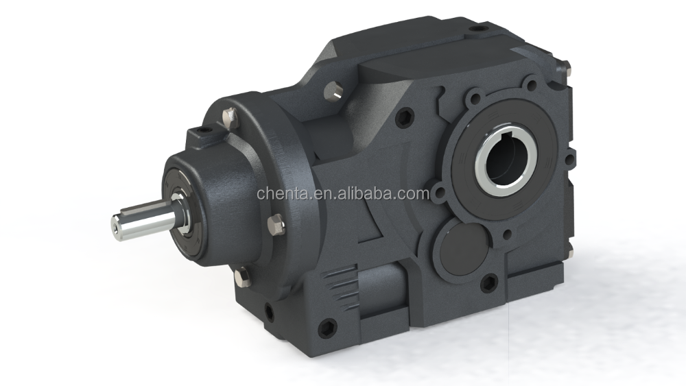 Helical Bevel Gear Speed Reducers