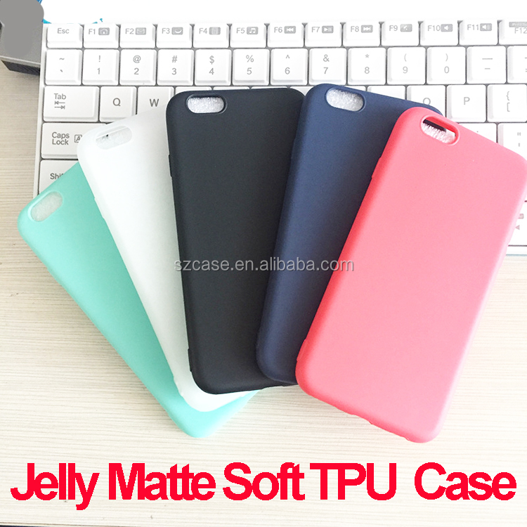 Soft felling no mould line tpu phone case for iphone 7 lens camera protect matte back cover for iphone 7 plus