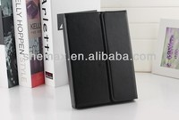 Black Leather Case + wireless Bluetooth Keyboard for iPad 2 3 4