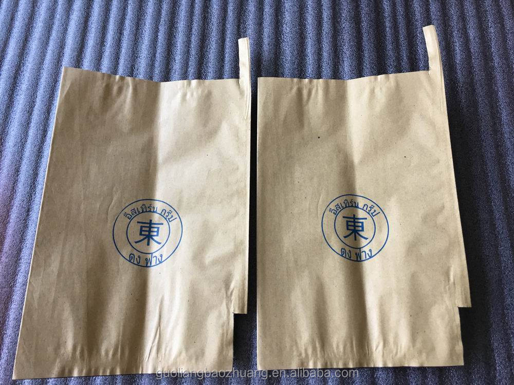 OEM Accept Free Sample Cheap Water Resistant Paper Bag For Mango Growing