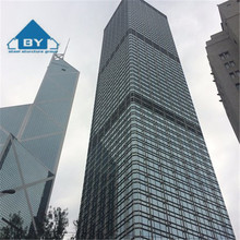 Practical Designed Customized High Rise Steel Construction Building
