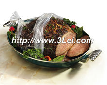 Extra large beef oven roasting bags, heat resistant turkey bag