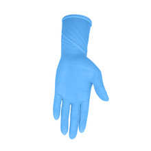 Non sterile hot sale excellent price powder free nitrile glove