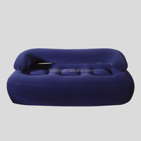 giant flocking inflatable outdoor sofa