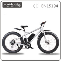 MOTORLIFE/OEM brand HOT SALE 36v 500w bicicletas electricas baratas, electric off road bike