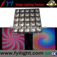 fengyi new 25*30W rgb LED stage Matrix Light