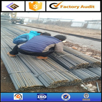 weight of Iron Rods Concrete Deformed Reinforced Steel Bar