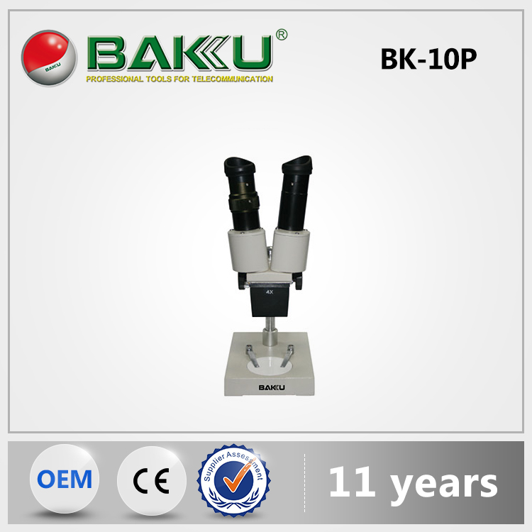 BAKU Hot sale electronic Microscope used electron microscopes for sale (BK-10P Stereo Microscope )