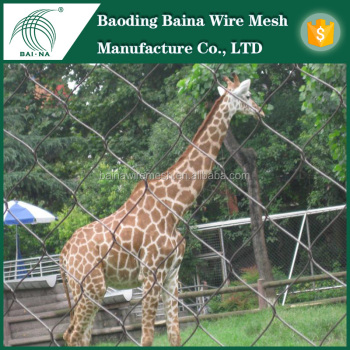Hot sale High Quality Stainless Steel Wire Rope Mesh Net