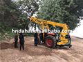 Hydraulic Tractor Shovel Drilling Machine