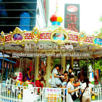 Amusement Equipment Indoor Children Carousel Rides