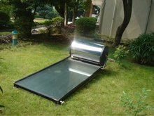 Flat panel solar collector panel solar pool heating solar water heater withCE ISO SK(solarkeymark)(zhejiang haining)