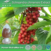 Schisandra Berry Extract, Schisandra Berry Extract Powder, Schisandra Berry P.E.