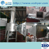 GSX spin flash dryer,spent grain drying machine,bean dregs dryer machine