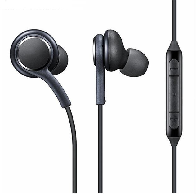 Hands free mobile phone earphone 3.5mm handfree phone headset with MIC for AK G s8 s8plus earphone headset noise cancelling for