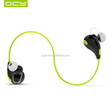 Wireless stereo headset waterproof headphone bluetooth earphone earbuds -- QCY QY7