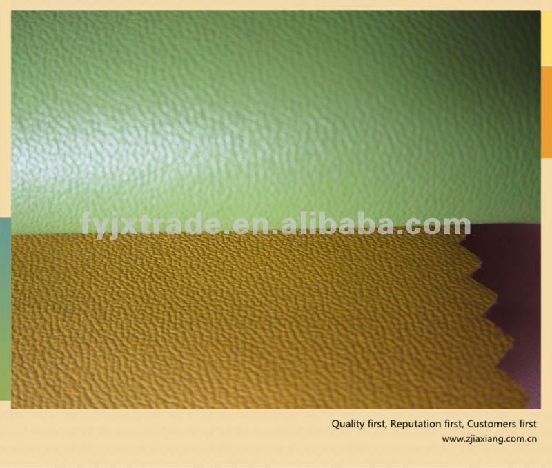 dye faux leather