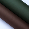 100% Polyester High Quality Raised 0.32mm PVC Fabric of different Colors